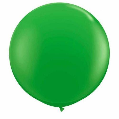 BWS- Disney Palloncino Gigante Maxi, Colore Verde Pastello, Ø 130 cm, RG350-12