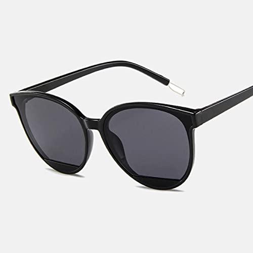 ShZyywrl Sonnenbrille Rahmen Sonnenbrille Sonnenbrille Spiegel Weiblich Vintage Kunststoff Ozean Sonnenbrille Dubery Sonnenbrille 8