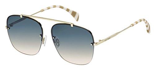 Tommy Hilfiger TH GIGI HADID2 I4 Gafas de sol, Light Gold, 59 Unisex-Adulto