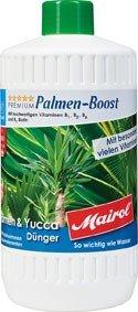 Mairol Palmen-Boost Palmen- und Yucca-Dünger 1000 ml
