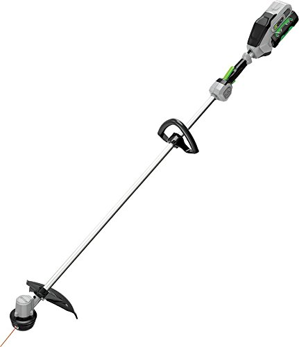 EGO Power+ ST1502 56V 2.5Ah Lithium-Ion Cordless Brushless String Trimmer Straight Shaft, 15'