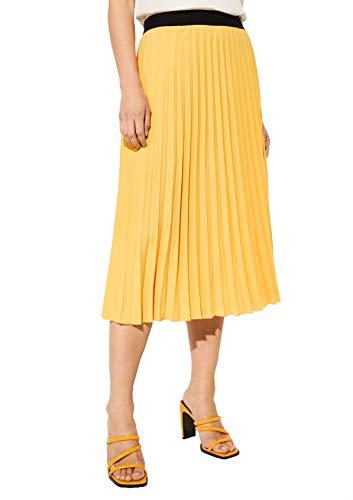 Comma Womens 81.006.78.7255 Rock short Skirt, 1428, 36