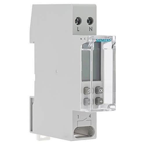 SIEMENS - Horloge hebdomadaire digitale automatique 1 module