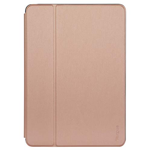 Targus Click-In Apple iPad Case for iPad (7th gen) 10.2-inch, iPad Air 10.5-inch, and iPad Pro 10.5-inch, Rose Gold (THZ85008GL)