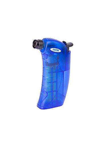 Ancor - Linternas y pistolas de calor - 703024, Soplete de butano pequeño, de bolsillo