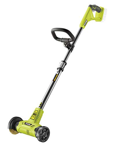 Ryobi RY18PCA-0 ONE+ Patio Cleaner with Wire Brush (Bare Tool), 18 V