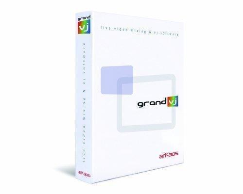 Arkaos grandvj2Grand VJ 2Software Video