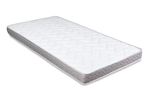 EVERGREENWEB - Colchón para sofá 70x190, Alto 12 cm, ortopédico, de Espuma, ergonómico, con Funda Blanca hipoalergénica – DAYBED