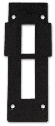 Contropiastra per Serrature (6873) Feb Art. 6812 in nylon nero