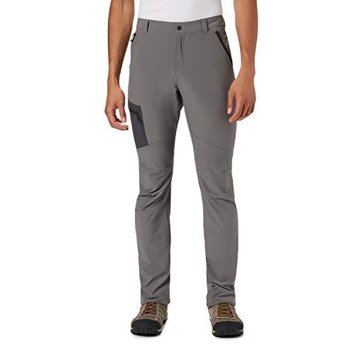 Columbia Triple Canyon, Pantaloni da Escursionismo Uomo, Sage, Black, W40/L32