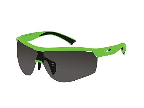 zerorh+ Sunglasses Legend, Occhiali/Maschere Sportglasses End Unisex – Adulto, Grey + Clear, One