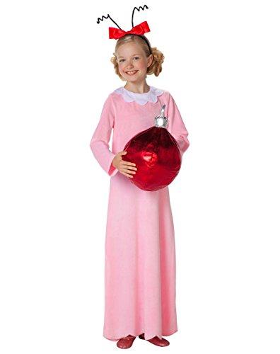 Spirit Halloween Kids Cindy Lou Who Costume - Dr. Seuss