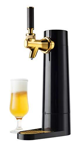 グリーンハウス ビールサーバー スタンド型 2019年モデル保冷剤2セット付 GH-BEEROEC-BK