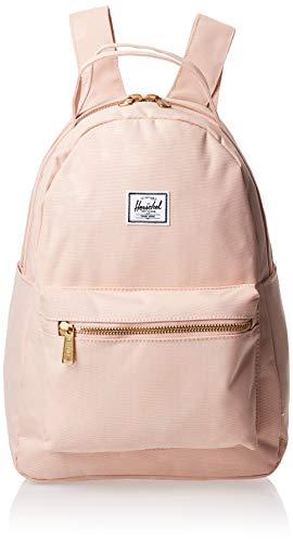 Herschel supply Nova Petit sac à dos unisexe, Polka Camée Rose (Rose) - 10502-02733-OS
