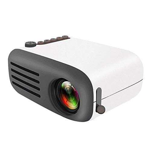 WXZQ Yg200 Home Micro Projector Portable Handheld HD 1080P...