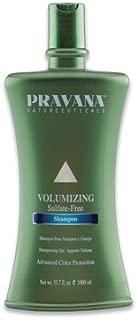 Pravana Sulfate-Free Volumizing Shampoo 33.7oz