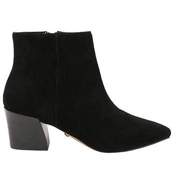 Kensie Women s Lyden Ankle Boot Black 9 M US