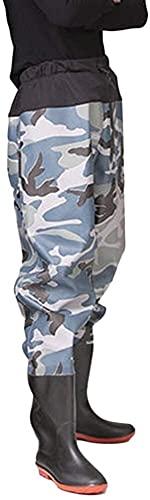 SONG Poitrine de la Poitrine Pêche PVC Boîte à la Poitrine imperméable Taille Waders Pêche Chasse Chasse Pantalon Pantalon pour Hommes Femmes Femmes Pantalon Bib Bus