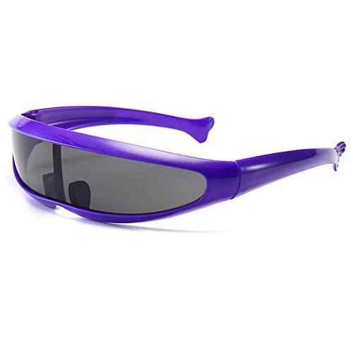Polarizadas Sports Gafas Marcos Ultraligeros Lentes Anti Caída Correr Béisbol Golf Escalada Roca Conducción Bicicleta Pesca Carreras Esquí Montaña Actividades Aire Libre Hombres Mujeres, 5