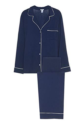 Two-Piece Long Sleeve Pajama Sleepwear Set