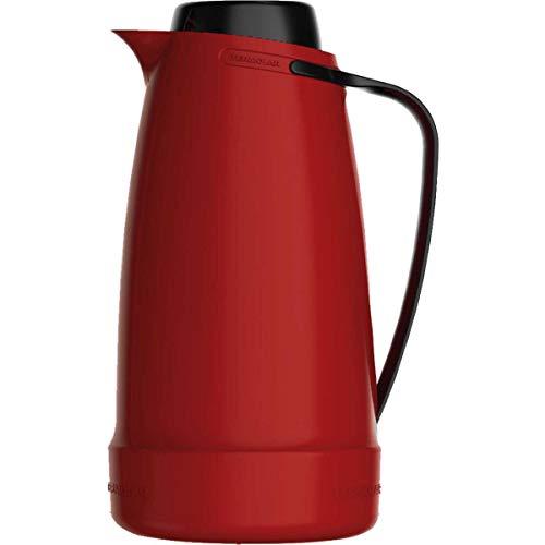 Garrafa Térmica Bule Dama 500 ml - Vermelho