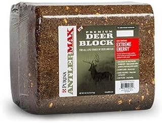 Purina AntlerMax Deer Feed Block, 33 lb