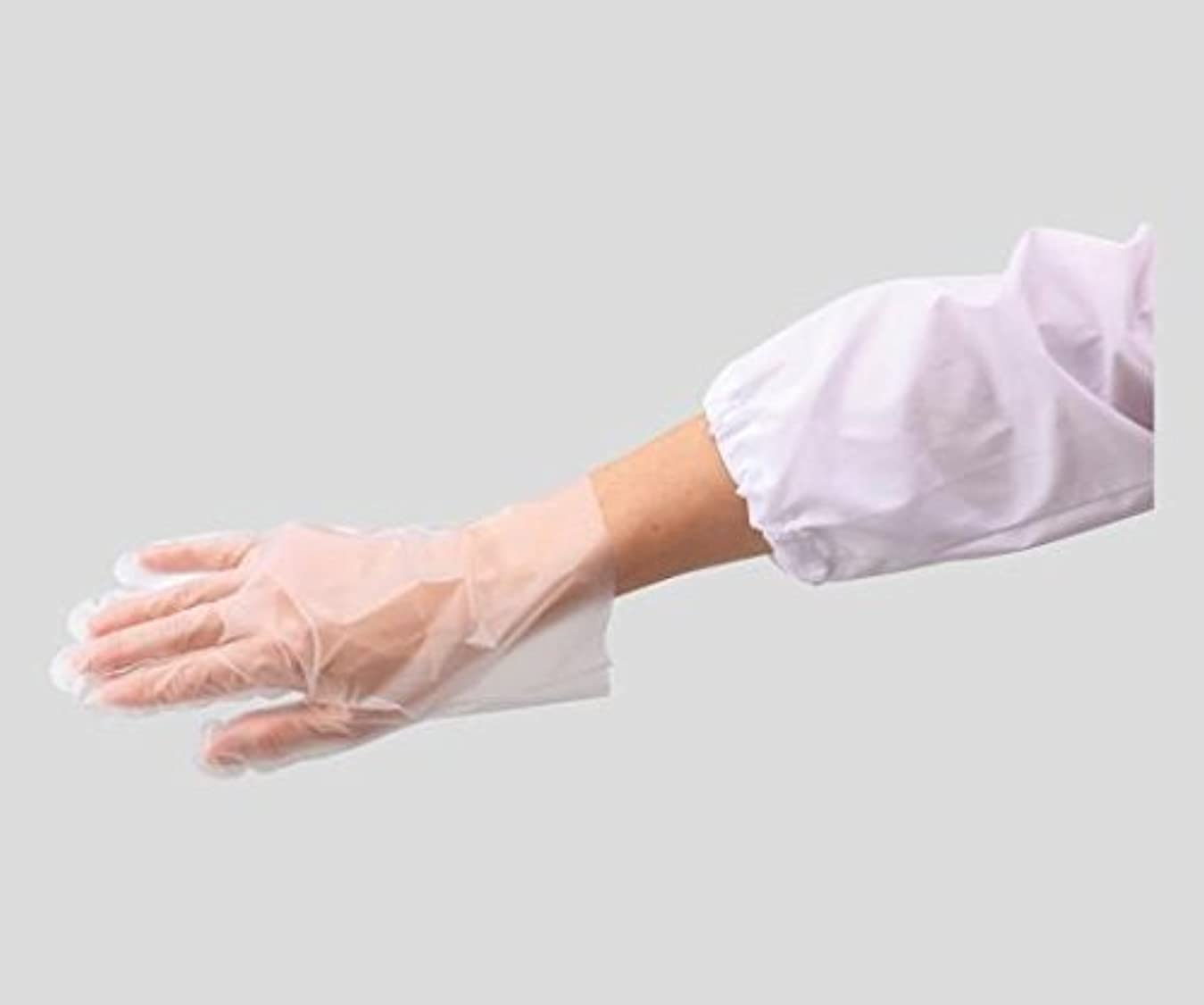 外科医おじいちゃん浅い2-817-02ウレタン手袋レギュラーM50枚入