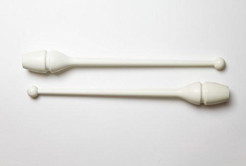 Menkes Mazas Sasaki Gimnasia Ritmica Caucho Blancas M-34 (W)