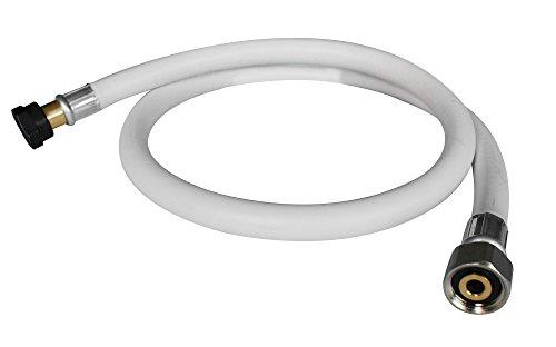 Flexible / Tuyau de Gaz - Compatible Butane et Propane - Universel - 1,25 Mètres - Cook'In Garden - Valide 10 Ans