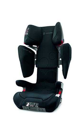 Concord Cadeira Auto Transformer XT Plus Isofix 2-3 Shadow Black