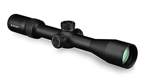 Vortex Optics Diamondback Tactical 6-24x50 First Focal Plane Riflescopes - EBR-2C (MRAD) Tactical Reticle, Black (DBK-10029)