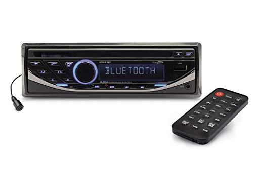 Caliber RCD125BT 4X 75W Bluetooth USB,CD,SD - Radio para Coche