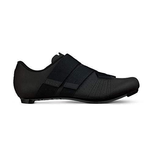 fizik Tempo Powerstrap R5 Rennradschuhe schwarz/schwarz Schuhgröße EU 43 2020 Rad-Schuhe Radsport-Schuhe