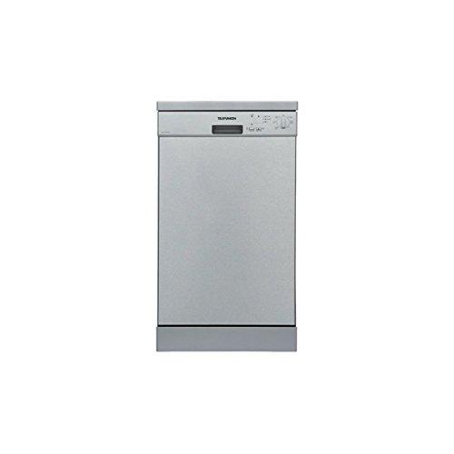 bon comparatif Lave-vaisselle Telefunken TKLV1049FSLV – Lave-vaisselle 45 cm – Classe A ++ / 49 dB – 10… un avis de 2021