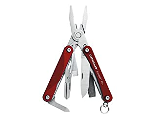 Leatherman 831227 SQUIRT PS4, red (B003TGHIKW) | Amazon price tracker / tracking, Amazon price history charts, Amazon price watches, Amazon price drop alerts