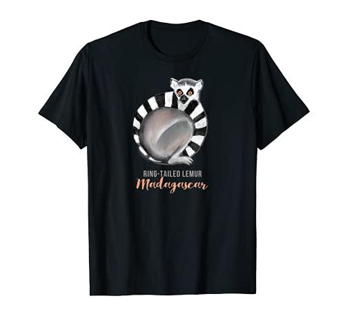 Katta Lemur von Madagaskar T-Shirt