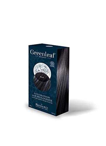 Greenleaf Coloration 100% Biologique 100 g - Black