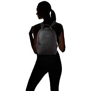 31o52M56G8L. SS300  - Tommy Hilfiger - Staple Dome Backpack, Mochilas Mujer, Negro (Black), 1x1x1 cm (W x H L)