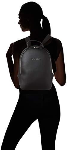 31o52M56G8L - Tommy Hilfiger - Staple Dome Backpack, Mochilas Mujer, Negro (Black), 1x1x1 cm (W x H L)