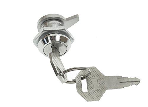 Seitendeckelschloß pass. für SIMSON S50 S51 S53 mit Staublippe