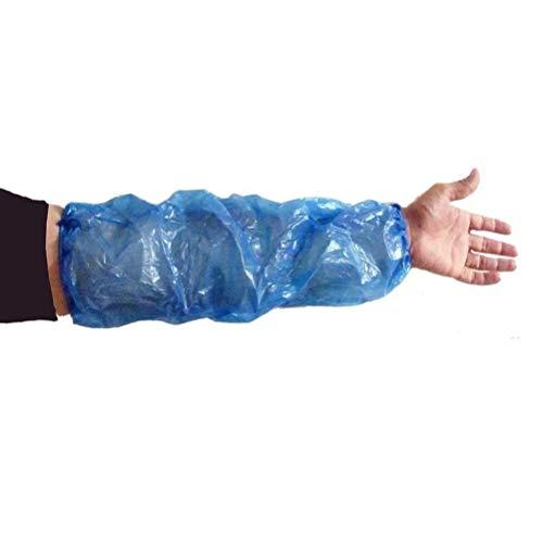 Wegwerp PE Oversleeves, Arm Sleeves Covers Waterproof Olie- Protector Guard Cleaning Beschermende Keuken Tool Schilderen Tattoo Showers