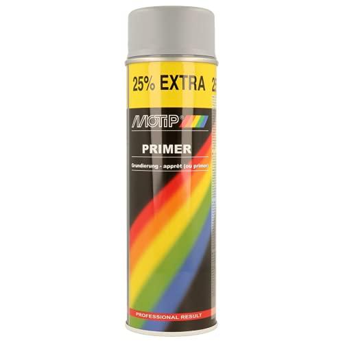 Motip Apprêt En Spray - 500 ml - Gris