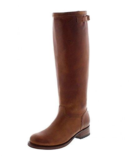 Sendra Boots 11723 Tang/Damen Fashion Stiefel Braun/Damenstiefel, Groesse:37