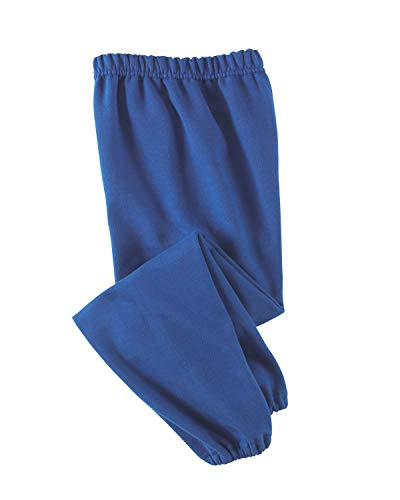 Youth Soft and Cozy Sweatpants in 8 Colors(Royal). Sizes Youth Small