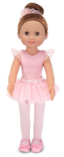 Melissa & Doug Victoria Ballerina (English Only)