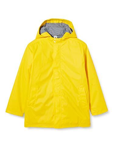 Petit Bateau Jungen 5726201 Regenmantel, gelb, 12 Jahre