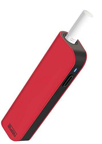 アイバディ ibuddy SE 互換機 電子タバコ 連続喫煙可能 バイブ機能搭載 LU-M305-002 レッド