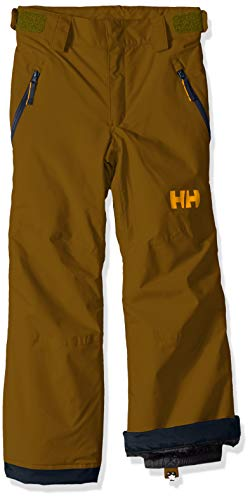 Helly Hansen Kids' Big Juniors Legendary Pant, 487 Fir Green, Size 12
