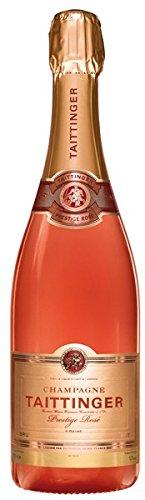 Champagne Taittinger Brut Prestige Rosé Magnum, 1er Pack (1 x 1.5 l)