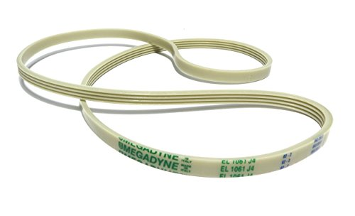 Megadyne - Cinghia per lavatrice EL 1061 J4 (36173500)